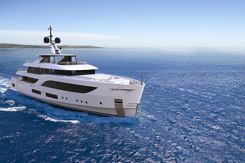 Baglietto 10231 exterior design