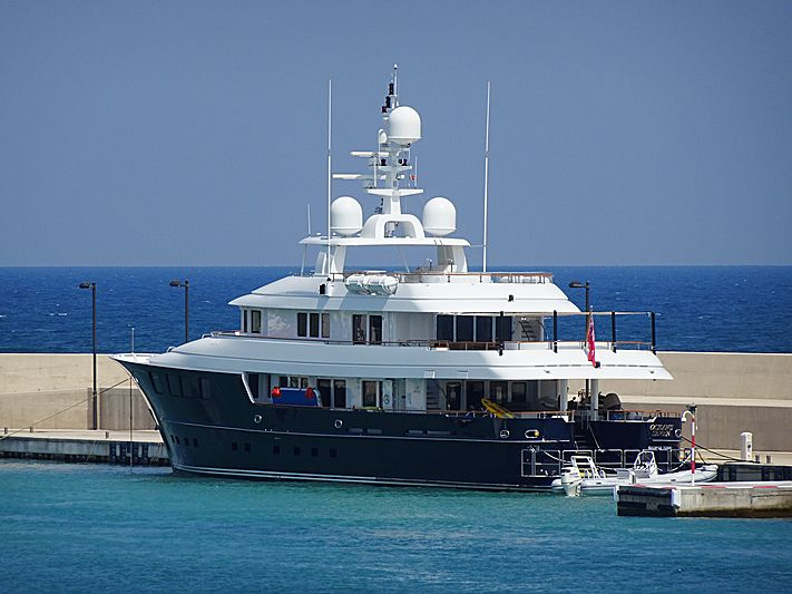 OCEAN'S SEVEN yacht Kingship Yacht