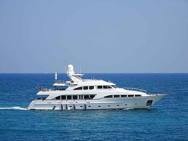 DREAM ON II yacht Benetti