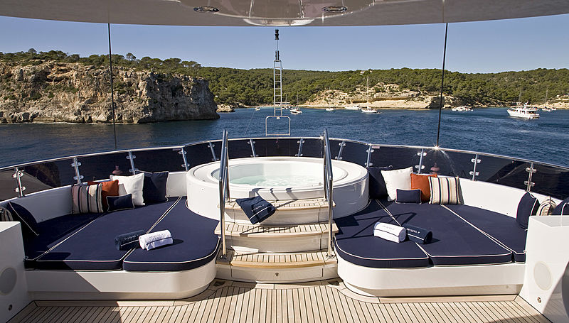 Sequel P yacht by Turquoise Yachts