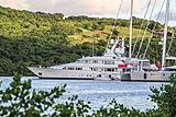 Teleost yacht in Antigua