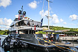 Zulu yacht in Antigua