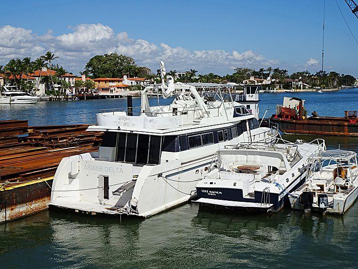 ARIANE DELTA  yacht Azimut