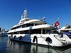 Kisses Yacht Feadship