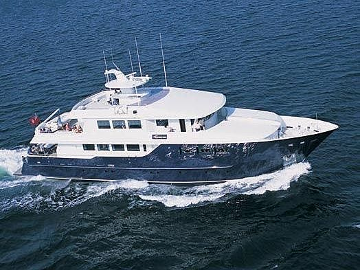 Emmerson yacht by RMK
