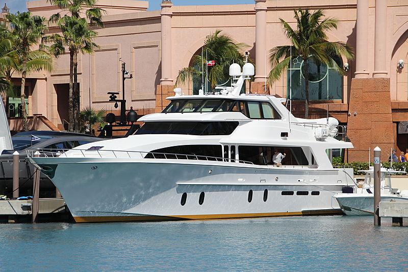 BLUE STEELE yacht Cheoy Lee