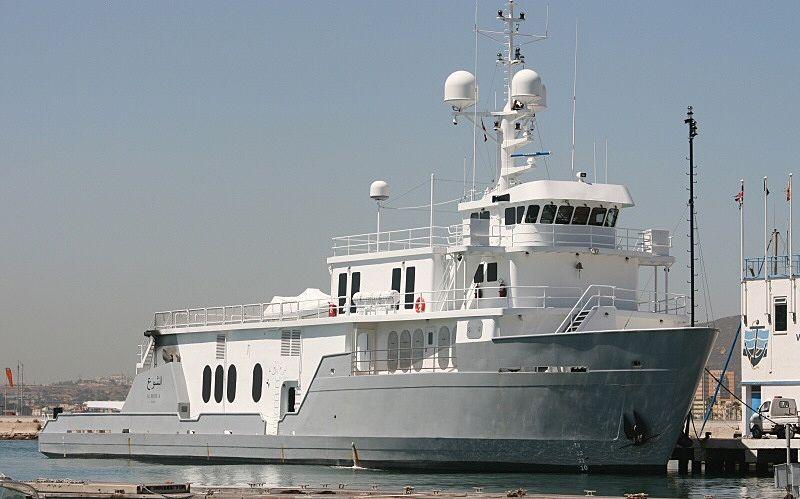 AL SHOUA yacht Rockport Yacht & Supply Co., (RYSCO)