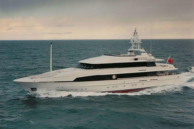 OSTAR yacht Feadship
