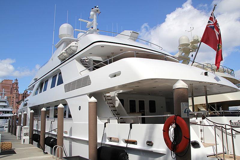 INCENTIVE yacht Palmer Johnson