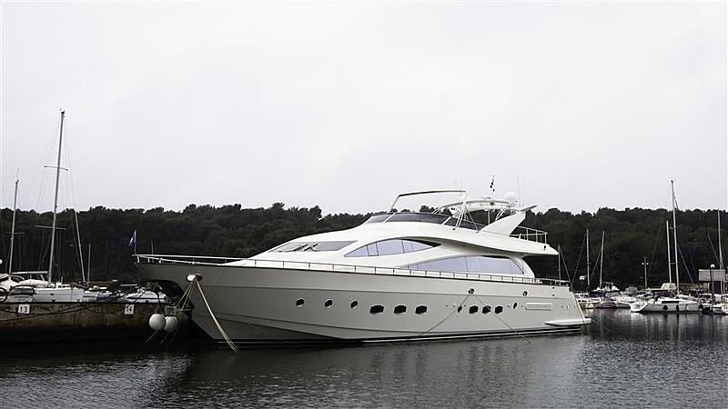 ALDA 2 yacht Permare