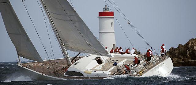 I-Sea sailing