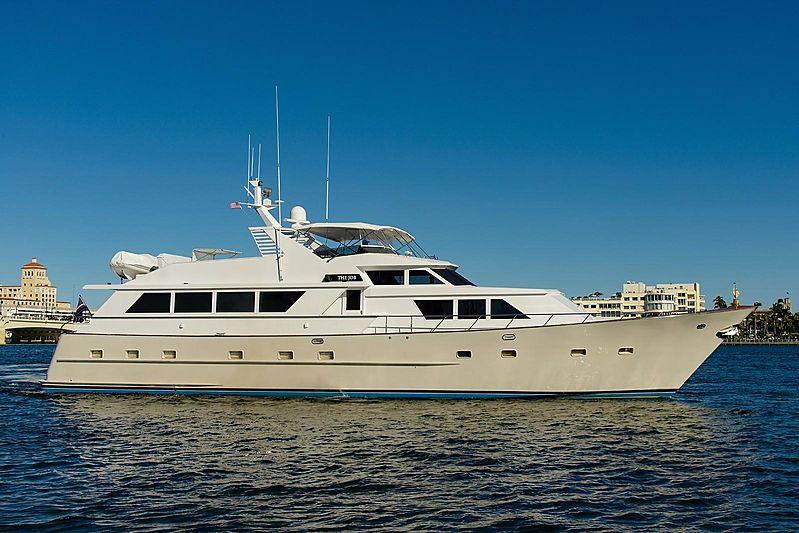 SANCTUARY yacht Broward