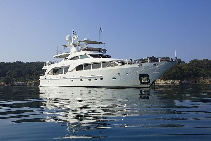 QUID PRO QUO yacht Benetti