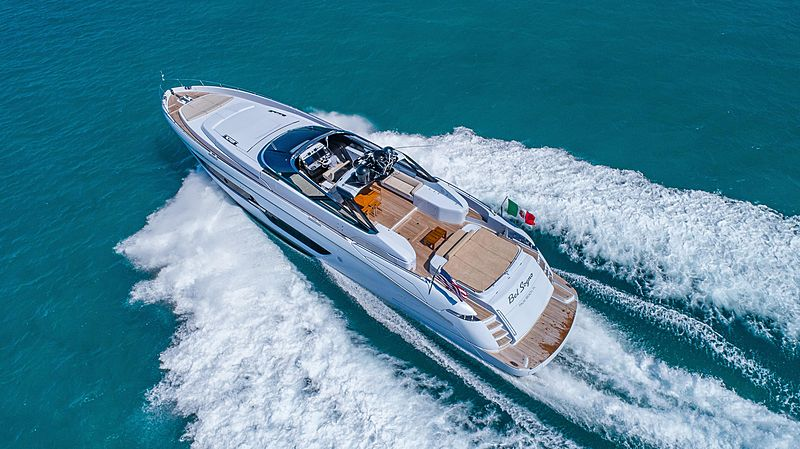 Riva 88 Florida yacht Bel Sogno