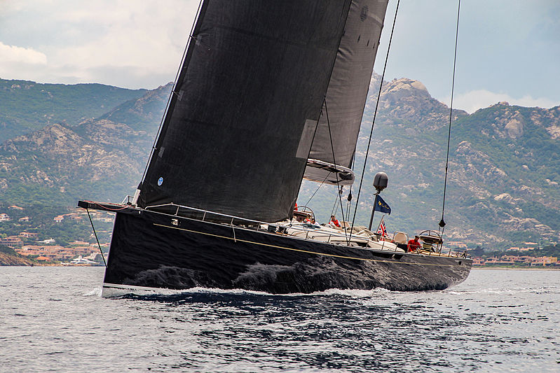 My Song yacht in Porto Cervo