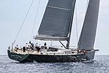 Saudade yacht in Porto Cervo