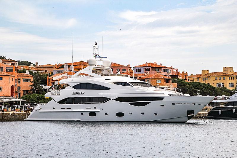 BEGHAM yacht Sunseeker