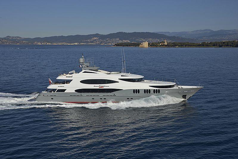 Zoom Zoom Zoom yacht by Trinity Yachts