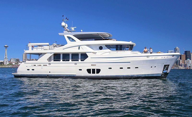 WATTA RYDE yacht Jet Tern Marine