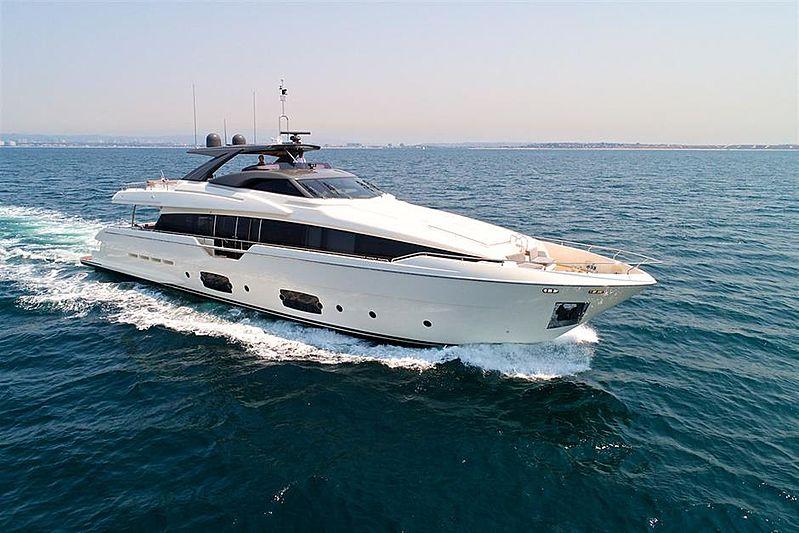 QUEEN B  yacht Ferretti Yachts