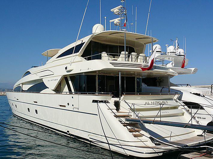 AL MIRQAB II yacht Riva