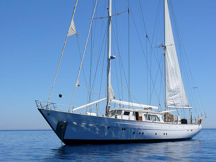 Airin yacht in Porto Ercole