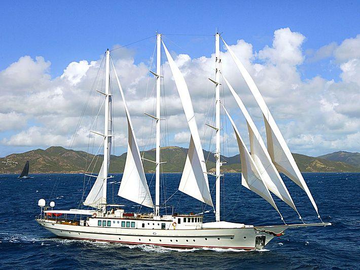 LORETTA yacht Aegean