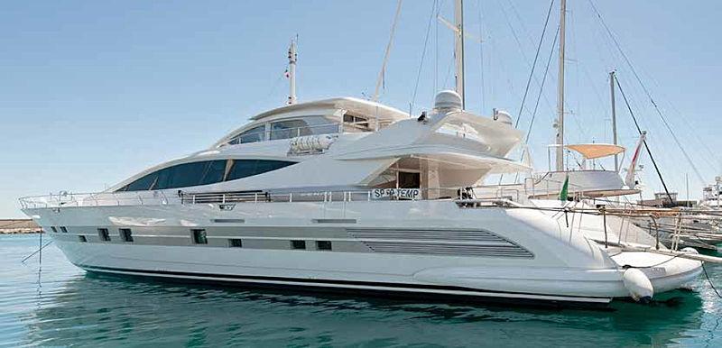 CATHIE yacht Cerri (CCN)