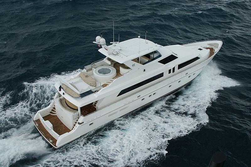 BRANDYWINE yacht Hargrave