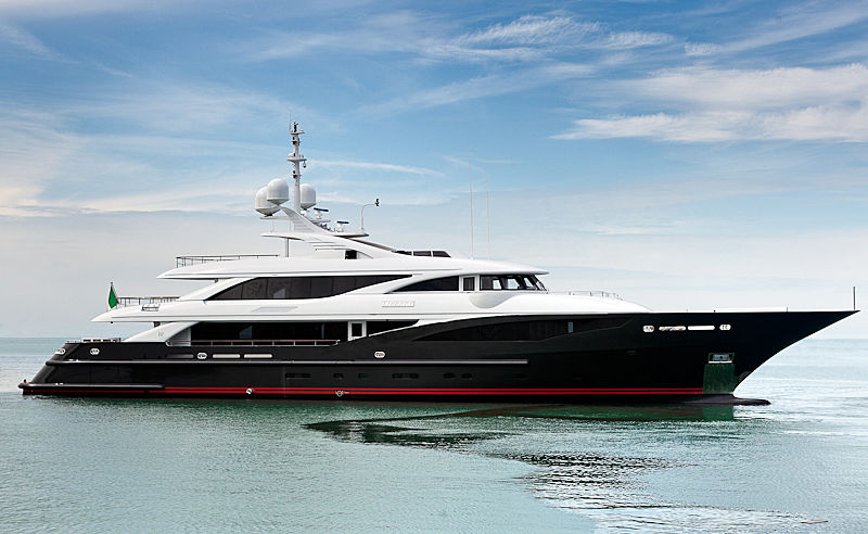 Liberty yacht by ISA Yachts