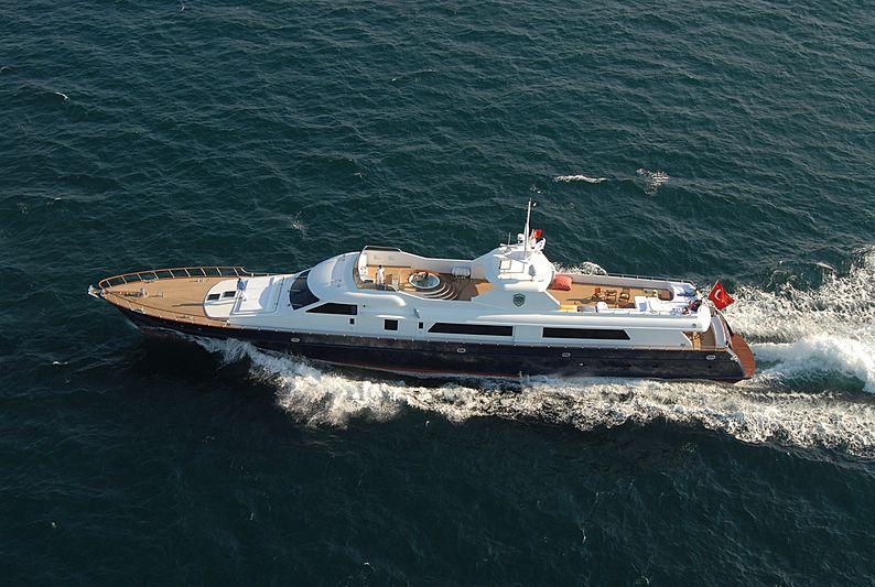 SEA STAR yacht Lürssen