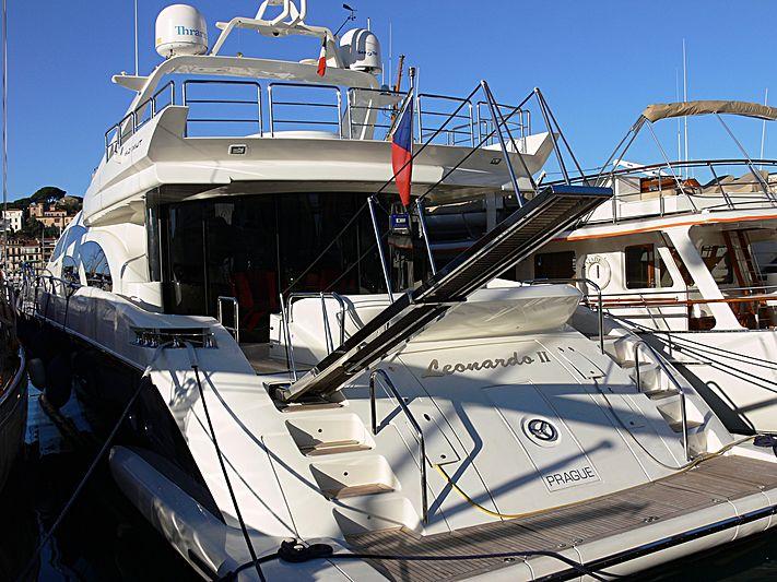 NICOLE yacht Azimut