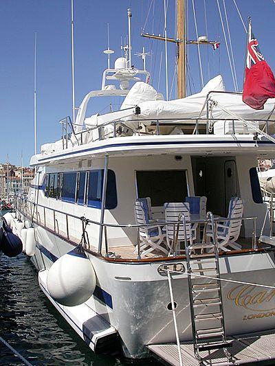 CARLY yacht Azimut