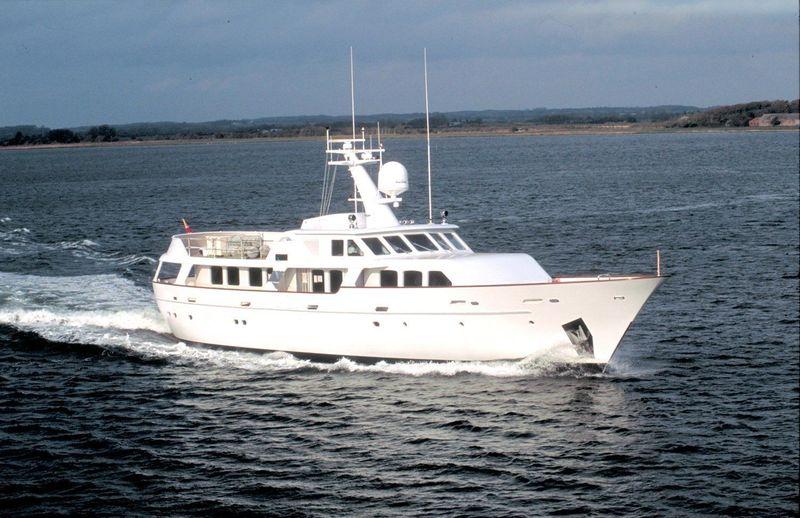 HAIMA yacht Royal Denship