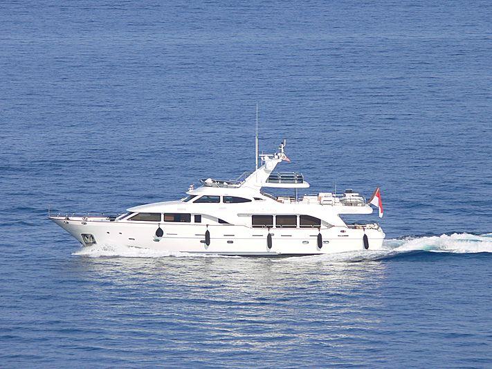 NEW STAR yacht Benetti