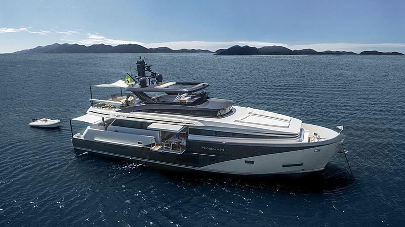 RAGNAR yacht MCP