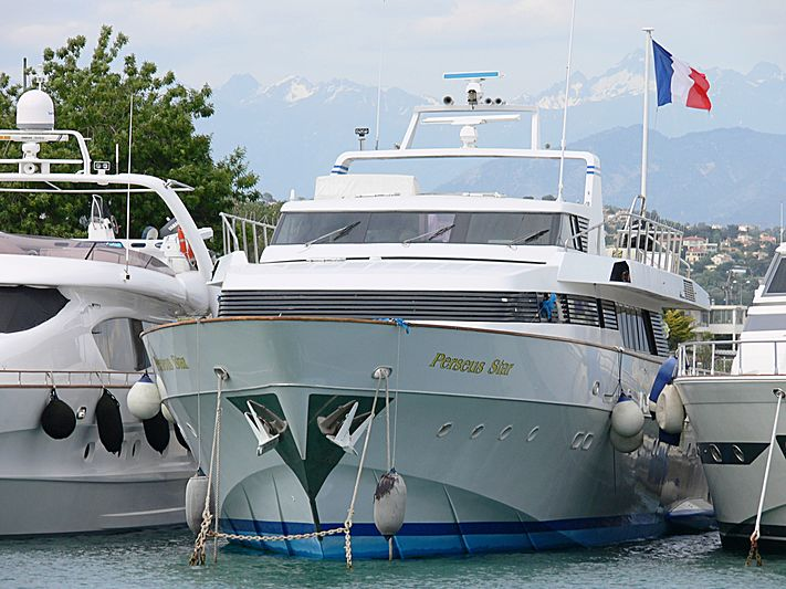 PERSEUS STAR yacht Siar & Moschini