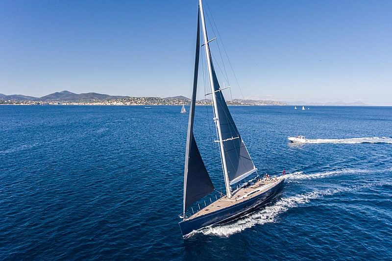 Blues yacht by Southern Wind
