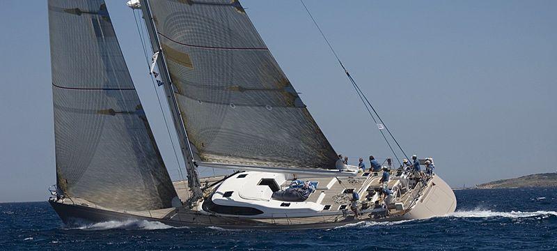 SKIP'N BOU yacht Southern Wind