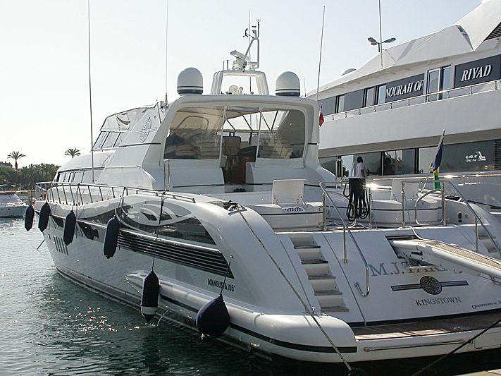 SEA DIAMOND yacht Overmarine