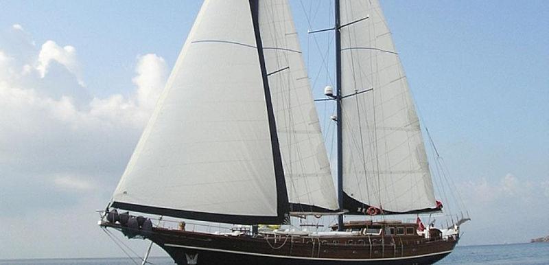 AL MARAM yacht Neta