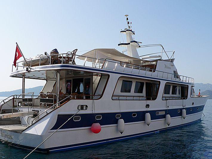 MILLENIUM yacht Karadeniz