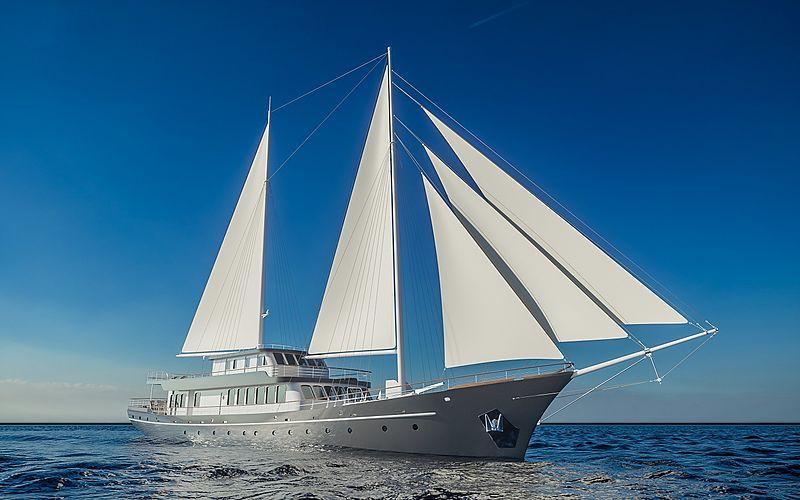 CORSARIO yacht Radez d.d. Shipyard