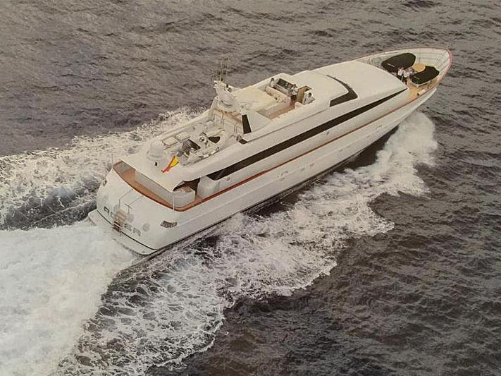 ADLER yacht Baglietto