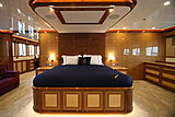 Meteor yacht stateroom