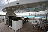 Meteor yacht deck