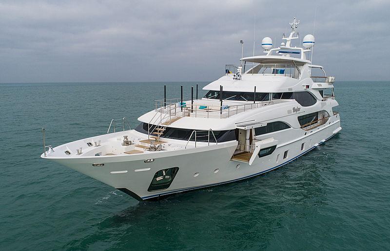 SKYLER yacht Benetti