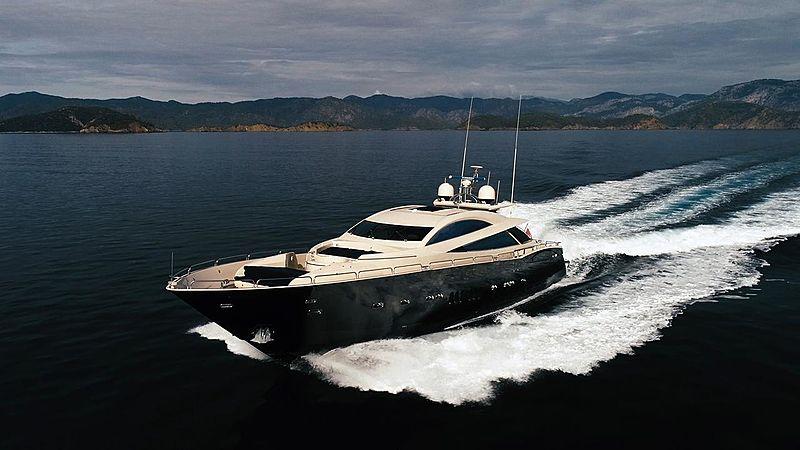 LAURA S yacht Sunseeker