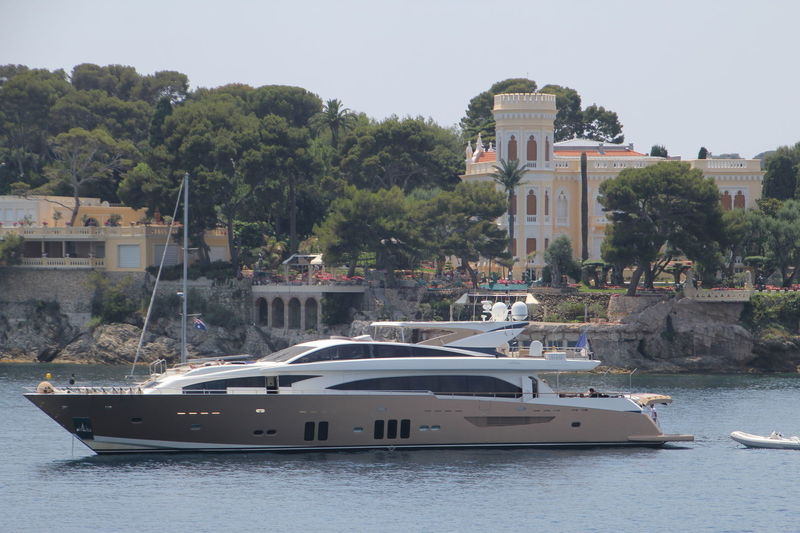 ASCENSION yacht Couach