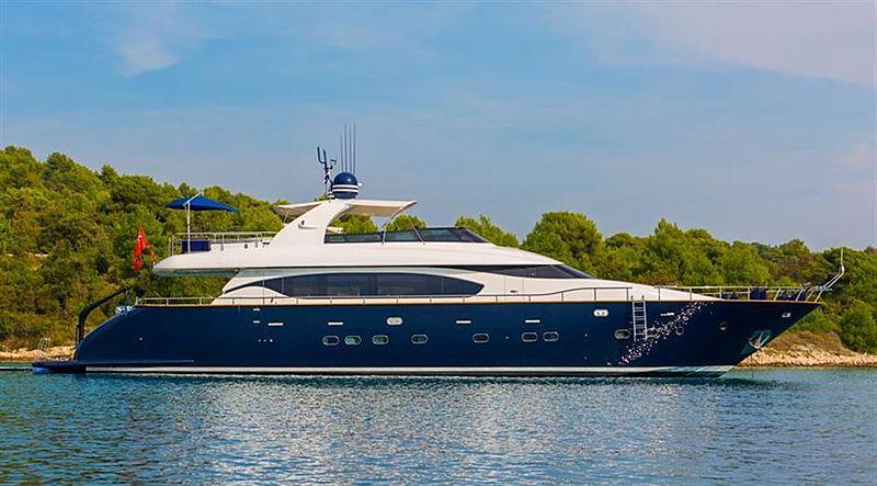 ASHA yacht Maiora